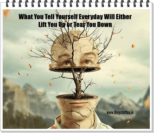 Mindset for inspiration, daily motivation, encouragement to better living