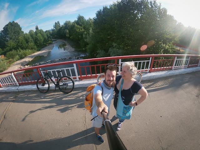 Soimus; podul peste Rosia