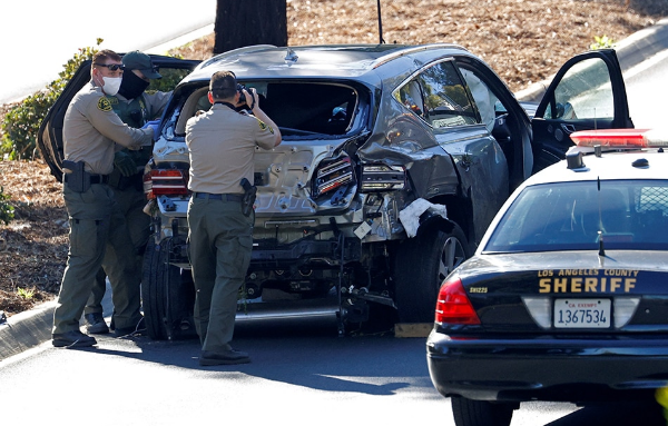Accident is not a crime: Tiger Woods will not face charges in crash - Sheriff