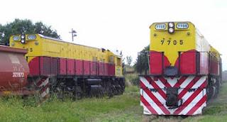 Avanzan las obras ferroviarias del Plan Belgrano en Chaco