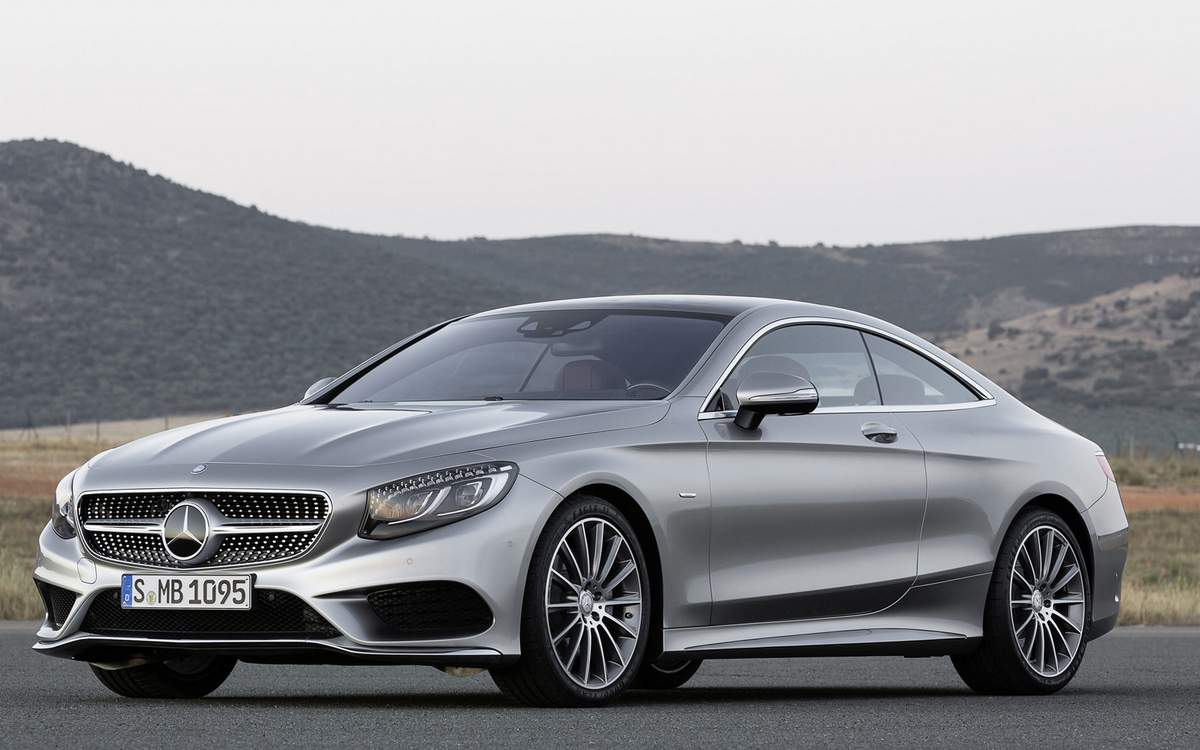 Mercedes-Benz Classe S Coupé