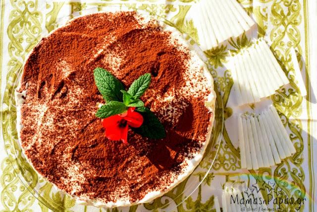 τούρτα μπανόφι