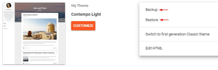 change-blogger-custom-template