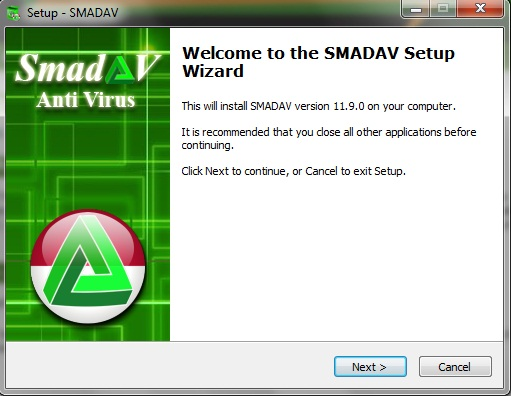 How to install SMADAV 2018 USB Antivirus in Easy Steps 3
