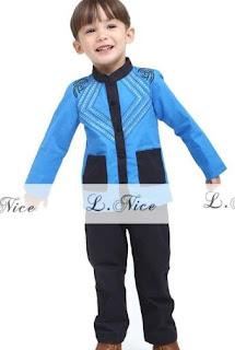Model baju lebaran 2021 yang cocok untuk anak- anak ...