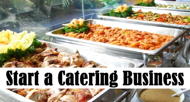 steps starting your own catering business food service company