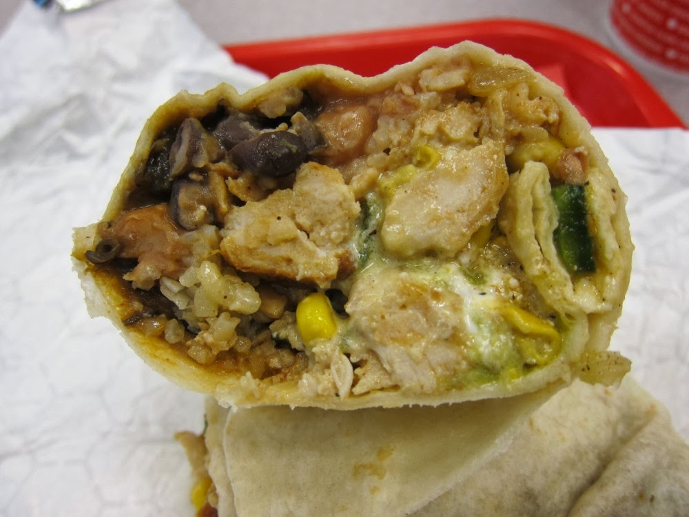Bean And Cheese Burrito Del Taco Taste Test: Del...
