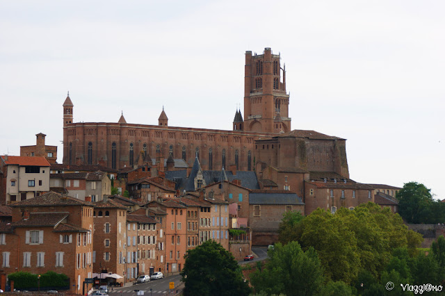 Vista panoramica sulla città