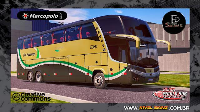 PARADISO G7 1600 LD - VIAÇÃO BOA ESPERANÇA BLACK
