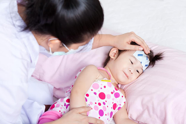 Waspadai 5 Gejala Gangguan Kesehatan pada Anak