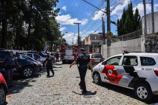 BBUJn7I - Veja fotos do massacre em Suzano