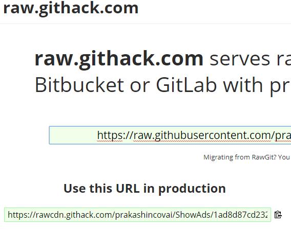 GitHub url cdn converter | GitHub CDN Converter