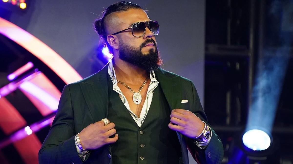 Andrade El Idolo promete que será o rosto da AEW