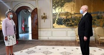 قيس سعيّد، الهجرة غير الشرعية، وزير الخارجية والتعاون الدولي الإيطالي، وزيرة الداخلية الإيطالية، المفوضة الأوروبية، حربوشة نيوز