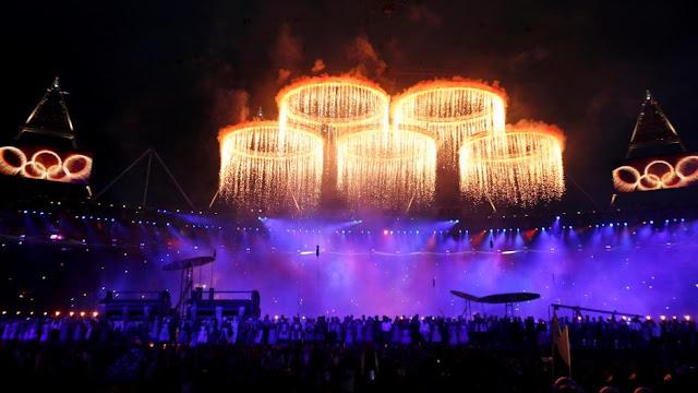 Os Jogos Olímpicos de Londres foram o auge das nossas vidas?