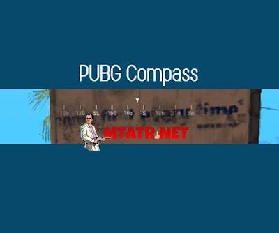 PUBG Compass