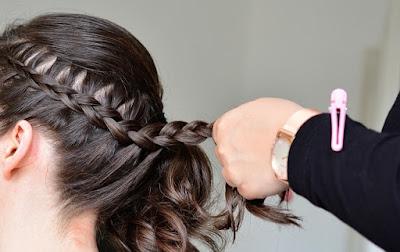 Cara menata rambut biar sempurna