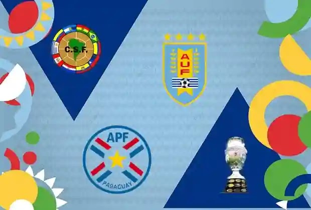 مباريات كوبا امريكا 2021,منتخب اوروغواي,منتخب باراغواي