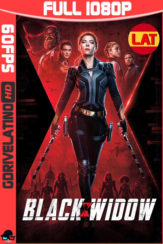 Black Widow (2021) D+ WEB-DL 1080p (60 FPS) Latino-Ingles MKV