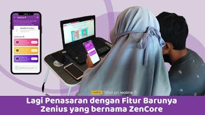 Berkenalan dengan Fitur ZenCore dari Aplikasi Belajar Zenius untuk Meningkatkan Kemampuan Otak