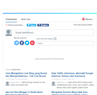 Kompi Flexible Template Andalan Para Blogger