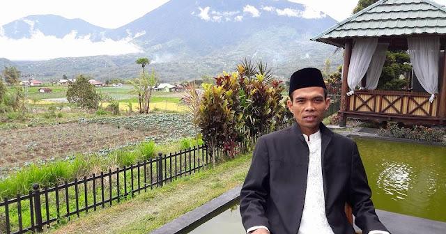 Biografi Ustadz Abdul Somad, Lc. MA
