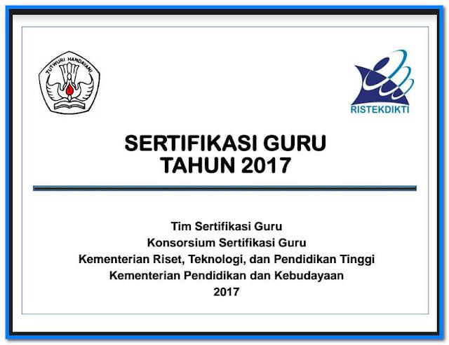 Alur Dan Rumus  Penentuan Kelulusan Ujian Akhir PLPG 2017