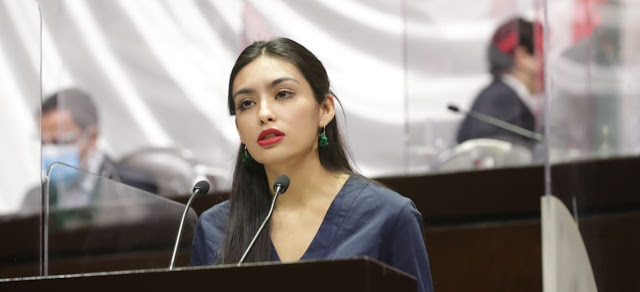 Lamentable que no se priorice la salud de las y los mexicanos: Dip. Frida Esparza