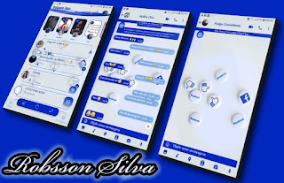 Facebook Theme For YOWhatsApp & Fouad WhatsApp By Robsson