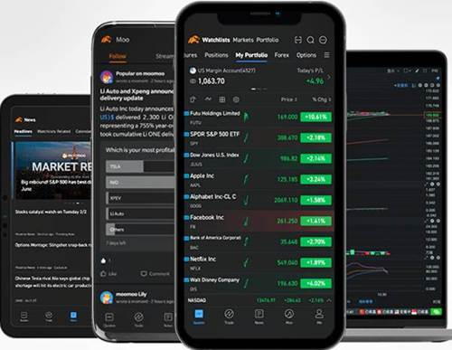 How To Use Moomoo Mobile App