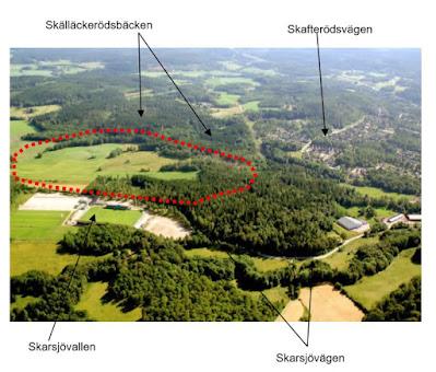 Foto över planområdet.