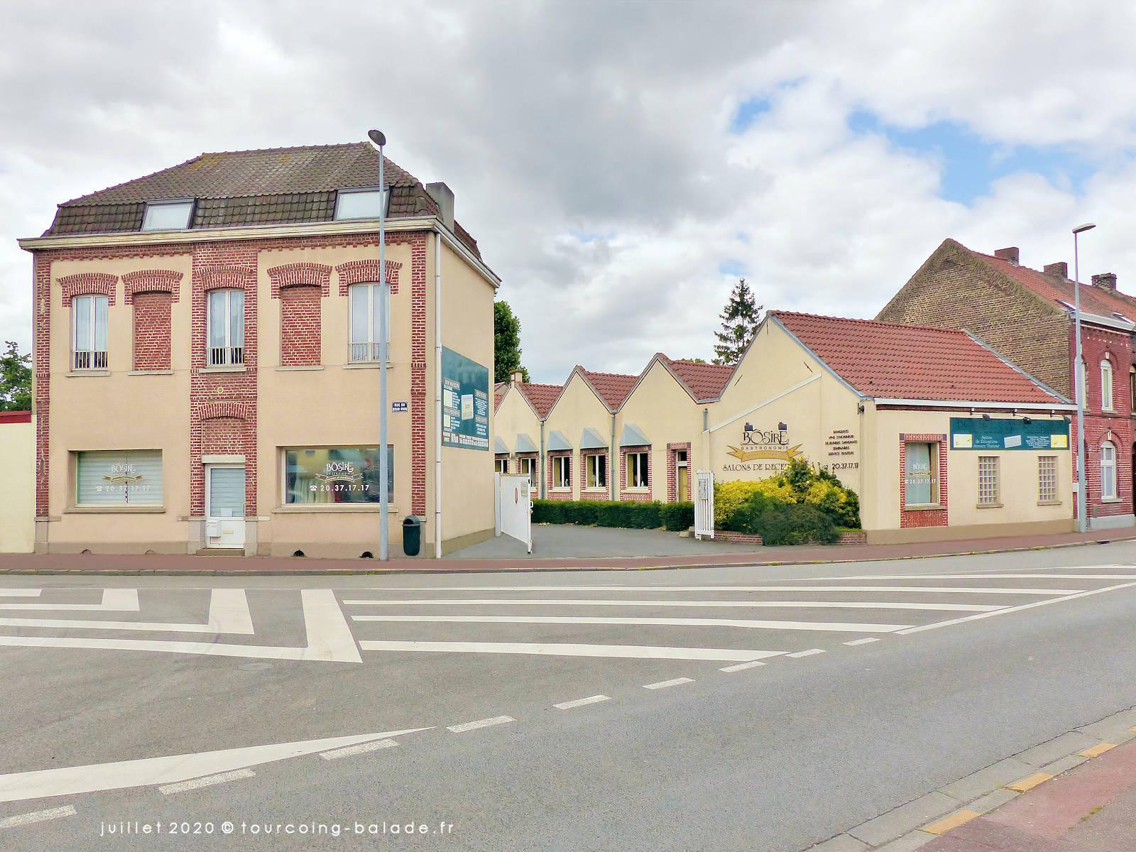 Salon de Réceptions Bôsire Gastronomie, Tourcoing 2020
