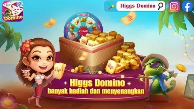 Cara Beli Chip Higgs Domino Dengan Pulsa