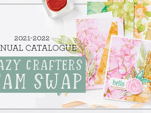Crazy Crafters Team Swap | Part 2