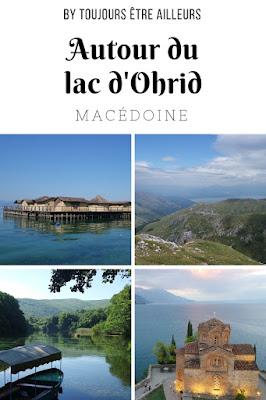 Le lac d'Ohrid est le lieu le plus connu de Macédoine. Entre ville, monastères, vestiges et randonnée, tous mes conseils pour profiter de la région au mieux. #Macedonia #travel #hiking #roadtrip