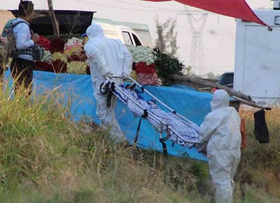 Hallan cadáver de niña de 5 años en Temixco, Morelos