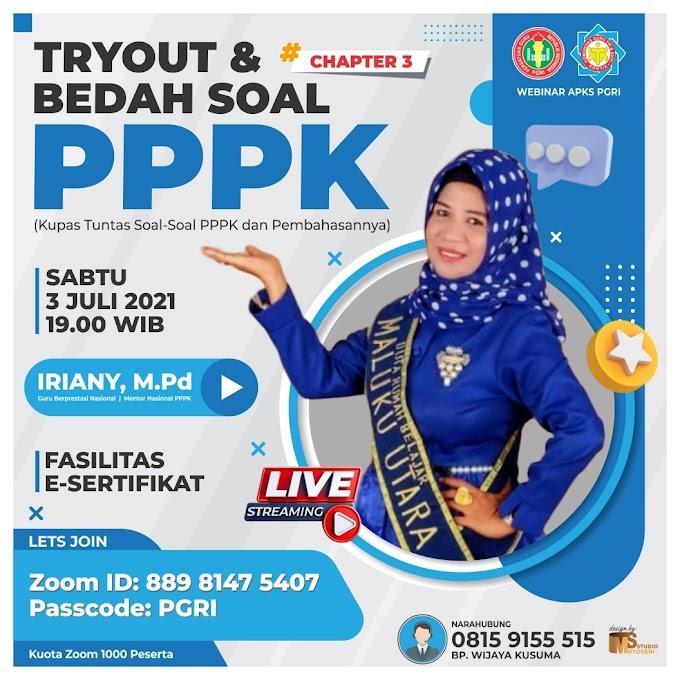 Tryout Bedah Soal PPPK Sosial Cultural