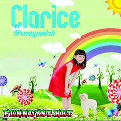 Clarice - Tersenyumlah - EP (2016) Album cover