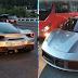 Driver ng Ferrari na may nilabag na Violation, Pinagmulta lang umano ng 150Php