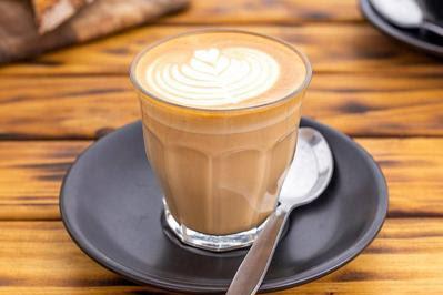 Resep Latte Tanpa Mesin