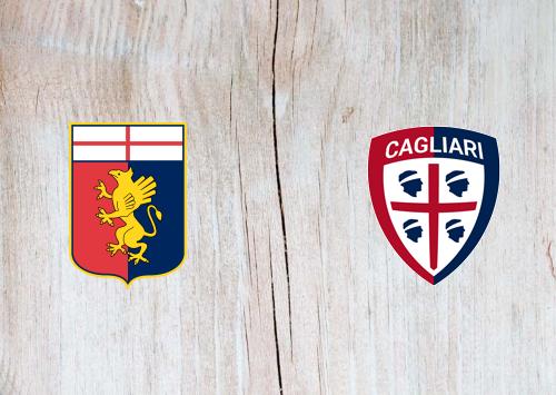 Genoa vs Cagliari -Highlights 24 January 2021