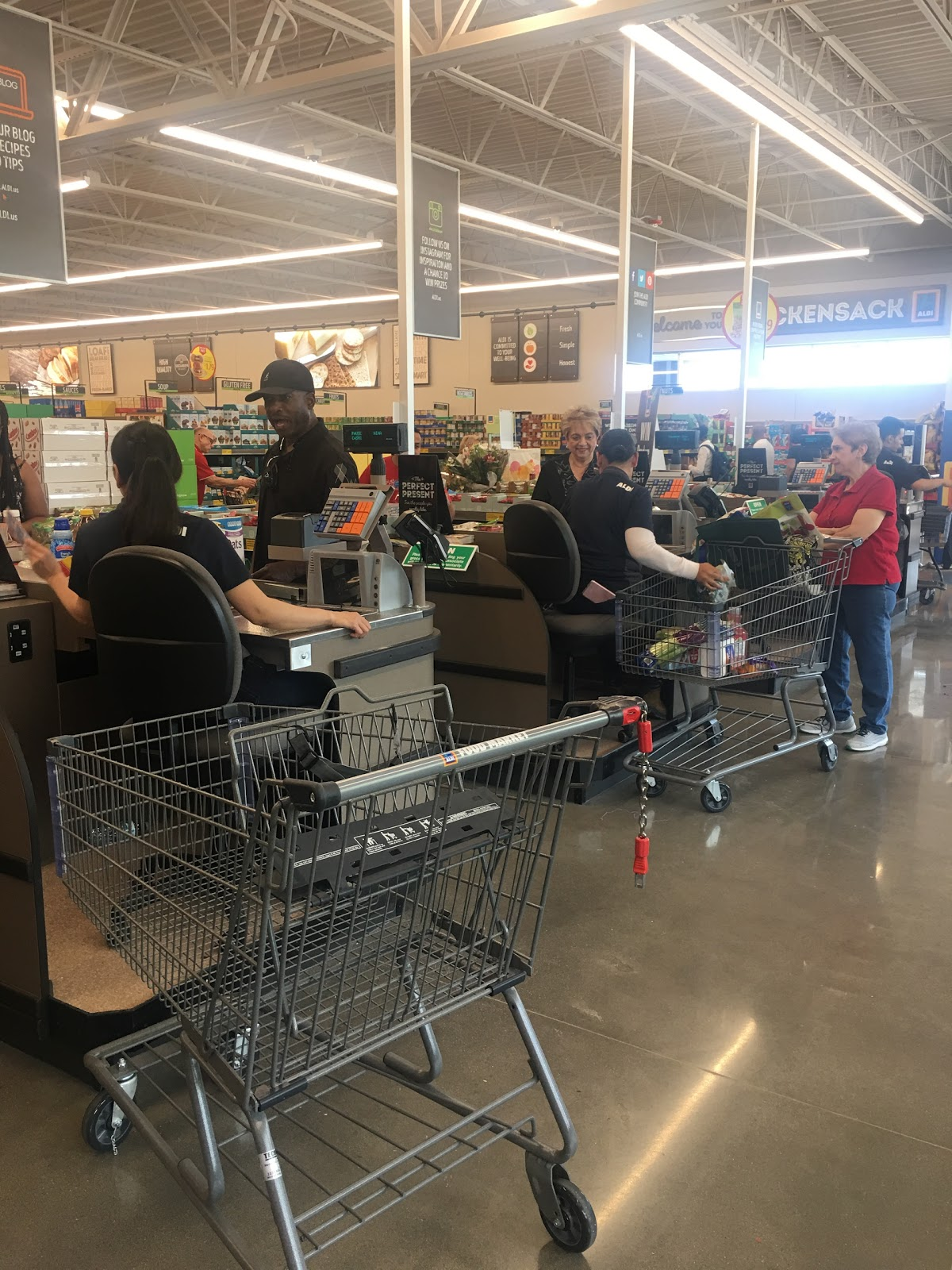 The Sasson Report: Food shopping: Aldi opens in Hackensack