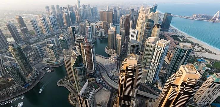Недвижимость Дубаи