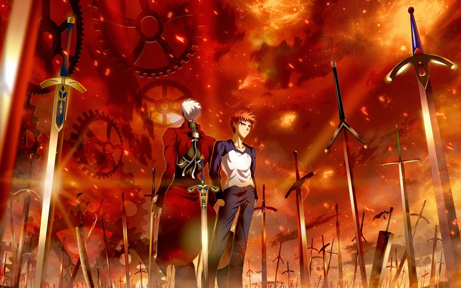 Mashiro Ayano - Ideal White (Fate/stay night : Unlimited Blade Works OP) Lyrics + Music