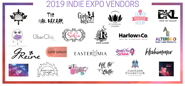 Indie Expo Canada Shopping Lists 2019