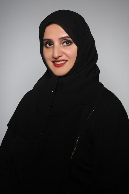 H.E. Dr. Aisha Bint Butti Bin Bishr, CEO of  Smart Dubai Office