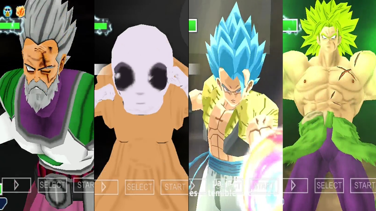 Dragon Ball Super Movie Broly Vs Gogeta