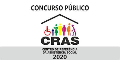 Concurso Público CRAS 2020 - Inscreva-se já!