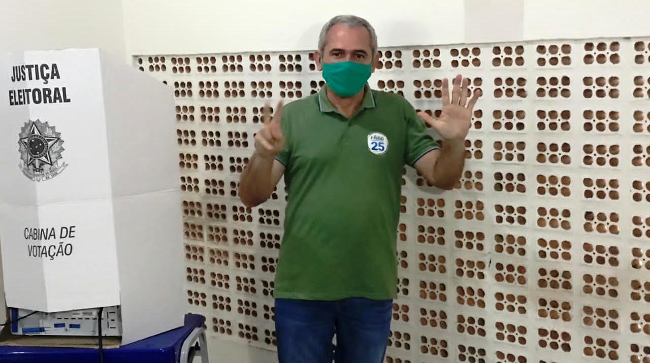 Segundo turno: Nélio Aguiar é reeleito prefeito no 3º maior colégio eleitoral do Pará