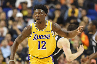 Devontae Cacok Biography , Height In Feet: How Tall Is Lakers Devontae Cacok?